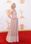 January Jones - 65th annual Primetime Emmy Awards