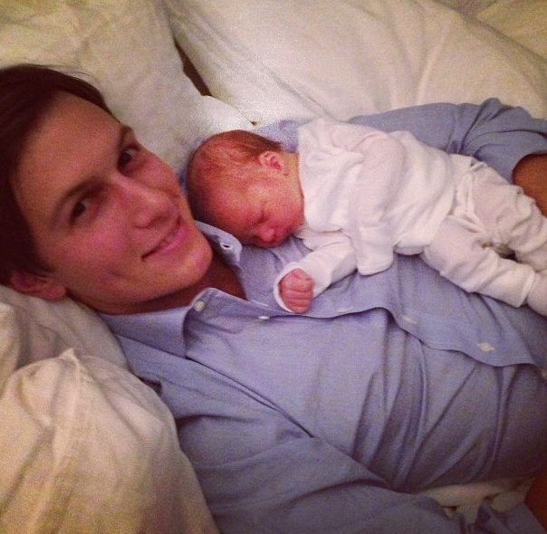 Jared and Joseph Kushner