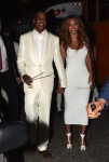 Jay Z and Beyonce after sister Solange's wedding