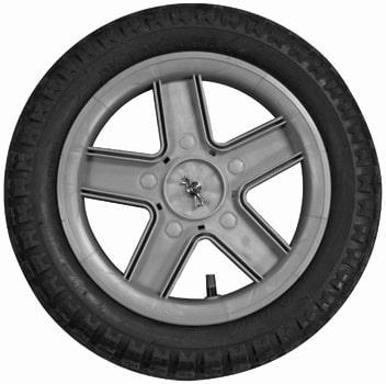 Jeep stroller wheel recalled imaged