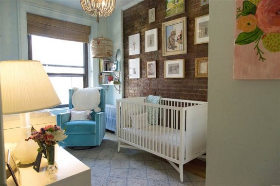 Jenna Bush Hager nursery