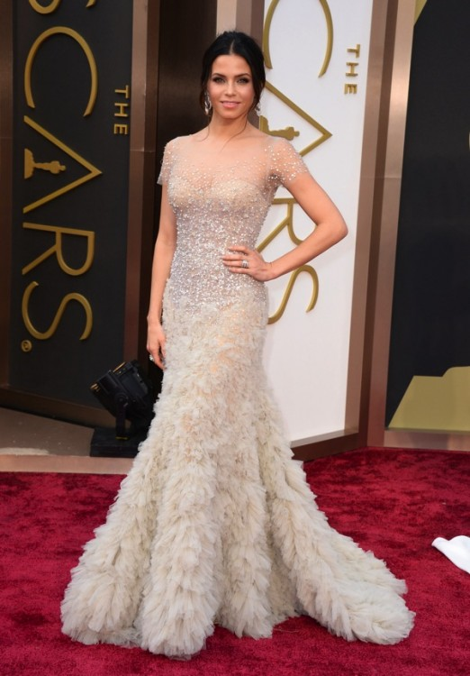 Jenna Dewan - 86th annual Academy Awards