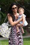 Jenna Dewan Steps Out in LA with daughter Everly Tatum