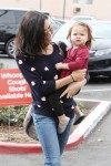 Jenna Dewan Tatum seen out with daughter Everly in LA
