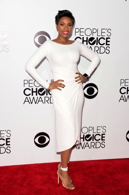 Jennifer Hudson - 40th annual People's Choice Awards