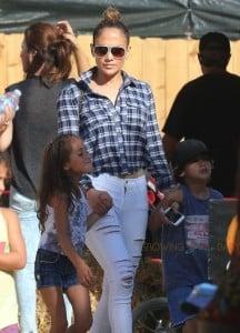 Jennifer Lopez at Mr