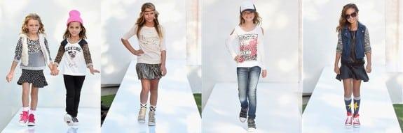 Jessica Simpson Fashion Show