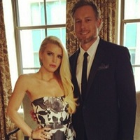 Jessica Simpson & Eric Johnson Marry in Santa Barbara