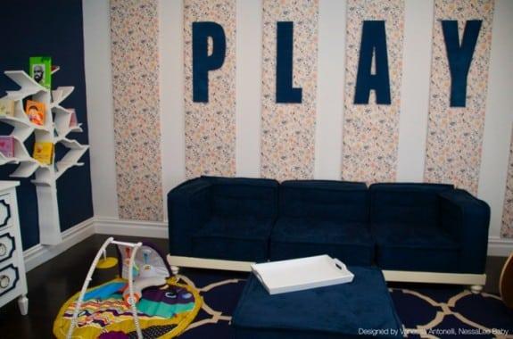 Jonas Playroom Vanessa Antonelli of NessaLee Baby
