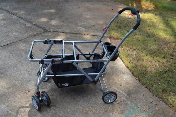 Joovy twin roo stroller