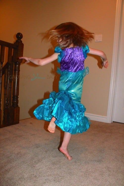 Just Pretend Kids - the Ocean Mermaid