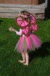 Just pretend Kids -  Pink Lemonade Tutu
