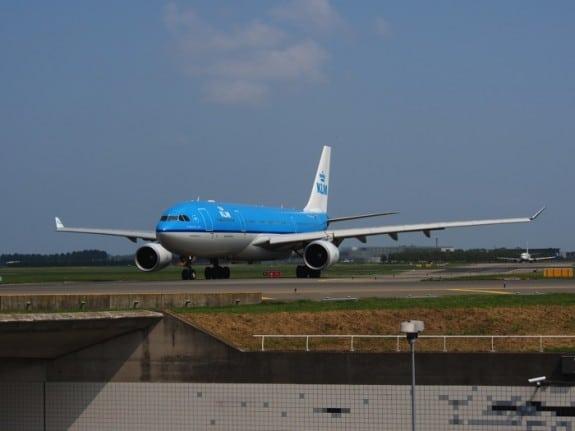 KLM Airbus 330