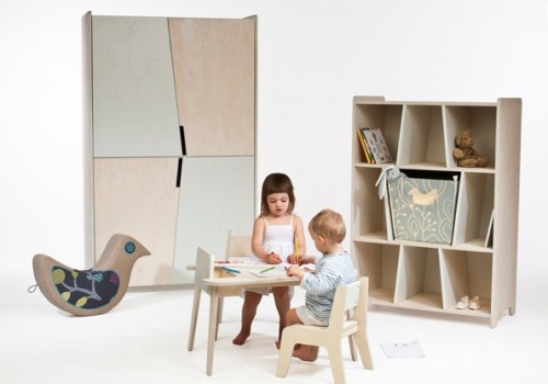 KUKUU's bird&berry Collection - kids room
