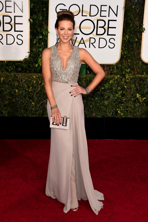 Kate Beckinsale - 72nd annual Golden Globe Awards