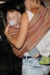 Kate Hudson and Matthew Bellamy LAX