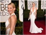 Kate Hudson at the 72nd annual Golden Globe Awards