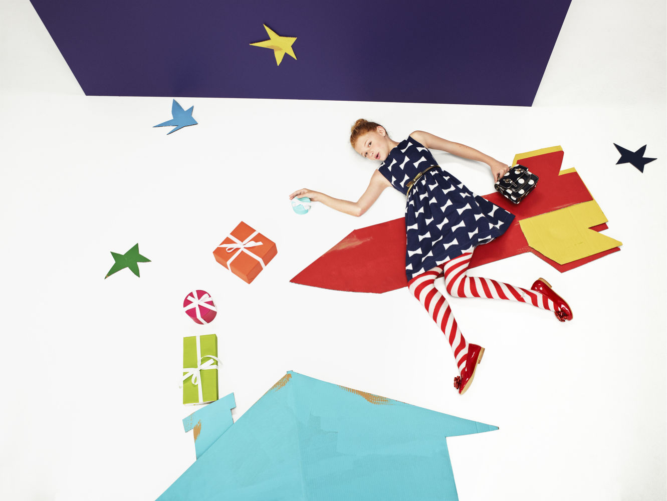 Kate and Jack Spade Set To Release Holiday Collaboration For GAP Kids!