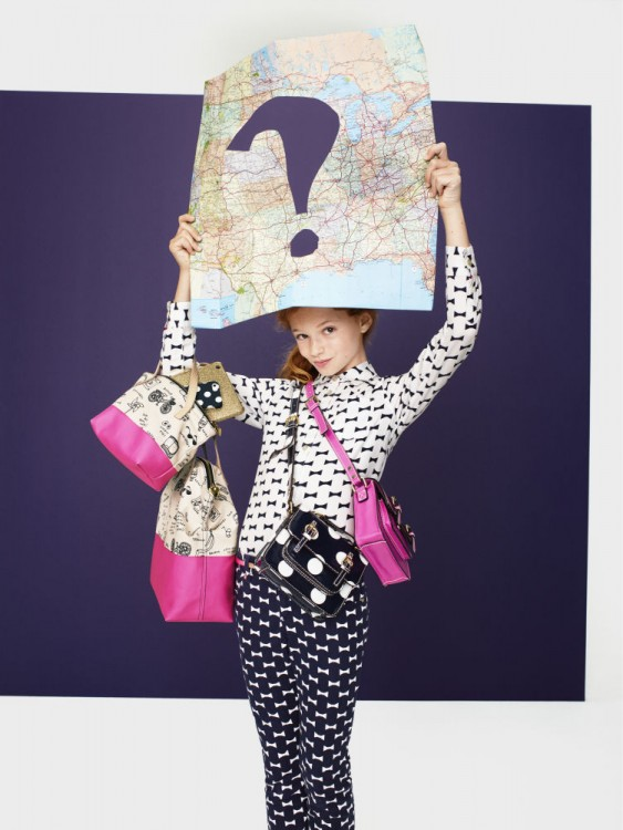Kate and Jack Spade for Gap Kids 2014 2