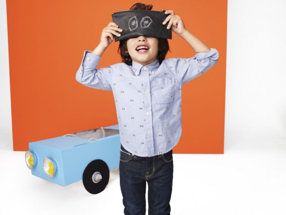 Kate and Jack Spade for Gap Kids 2014 4