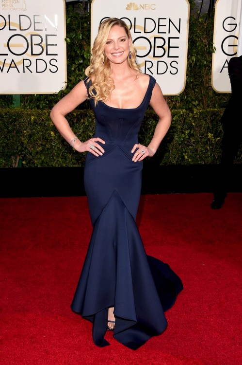 Katherine Heigl - 72nd annual Golden Globe Awards