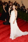 Katie Holmes at the 2013 Met Gala at the Metropolitan Museum of Art