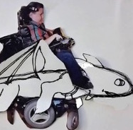 Father Creates Stunning Halloween Costumes For Son With Muscular Dystrophy