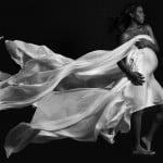 Kelly Rowland Pregnant Elle Magazine