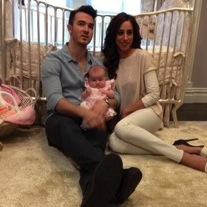 Kevin And Danielle Jonas Talk About Being New Parents; Show Off Their Nursery!
