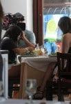 Khloe & Kourtney Kardashian film in Southampton NY