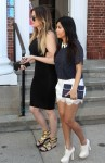 Khloe & Kourtney Kardashian shop in Southampton NY