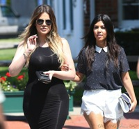 Report: Kourtney Kardashian Expecting Baby #3!
