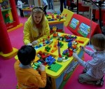 Kids Play at Disney Junior and DUPLO Magic of Play Tour