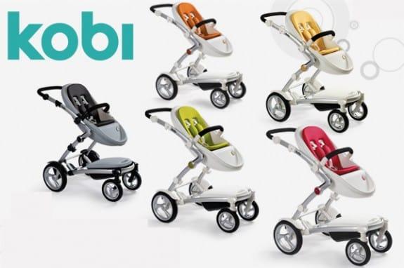 Kobi Stroller - configurations