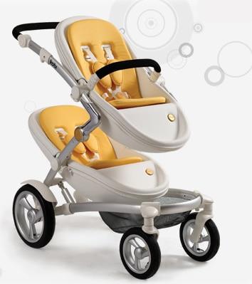 Kobi Stroller two seats