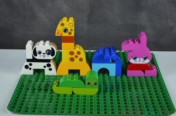 LEGO Duplo's Creative Animals