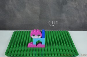 LEGO Duplo's Creative Animals  ~ kitty