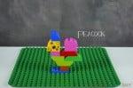 LEGO Duplo's Creative Animals  ~ peacock