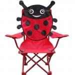 Ladybug Camp ChairLARGE