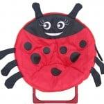 Ladybug Moon ChairLARGE