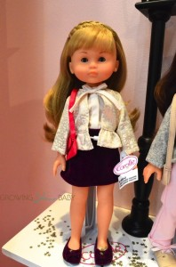 Les Cheries Camille Soiree Theatre Doll