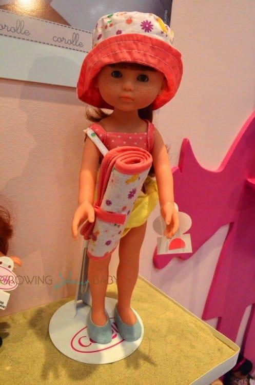 Les Cheries Clara Sunny Days Doll