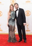 Leslie Mann, Judd Apatow - 65th annual Primetime Emmy Awards