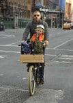 Liev Schreiber with son Sammy