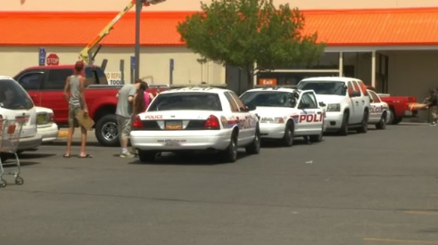 Little girl found locked in hot vehicle at Home Depot