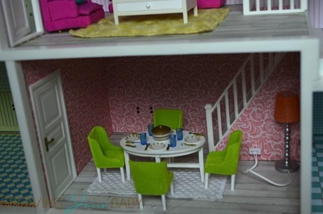 Lundby Kok Special Edition : lundby s smaland doll house lundby smaland doll house dining room
