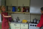 Lundby smaland doll house - kitchen