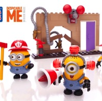 MEGA Brands Announces New Despicable Me Building Sets For This Holiday Season