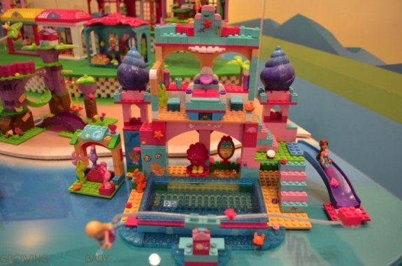 MEGA Bloks Barbie Underwater Castle