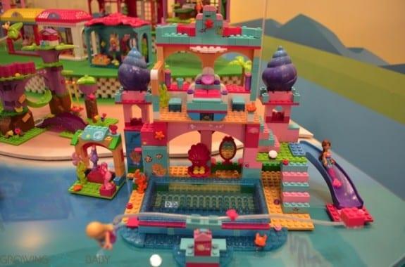 MEGA Bloks Barbie Underwater Castle